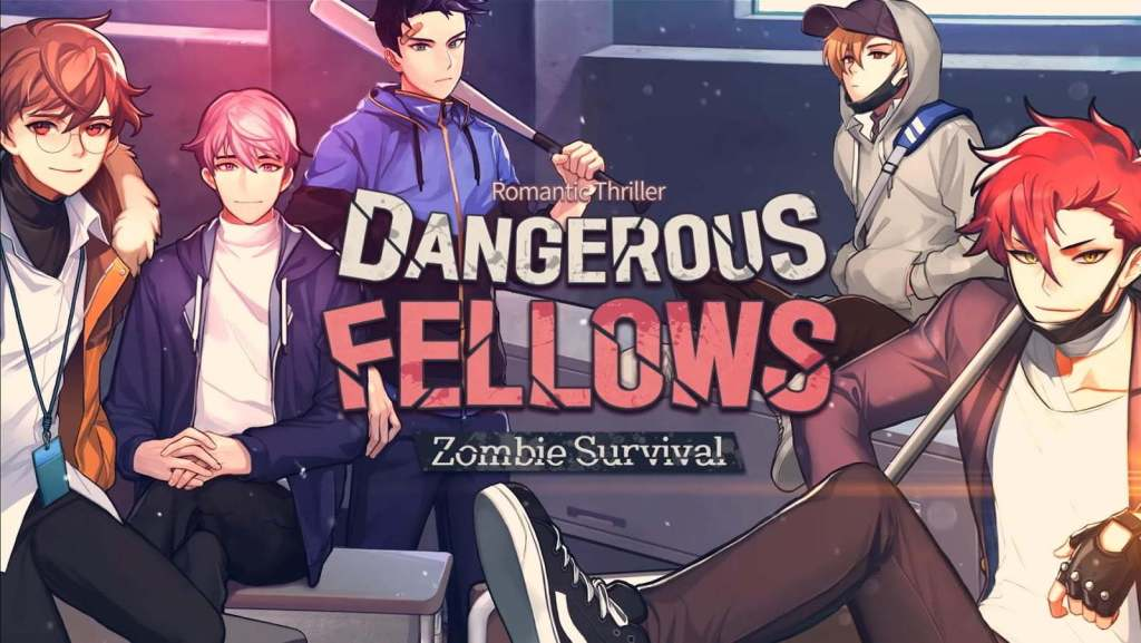 Dangerous Fellows [Otome Game Review]