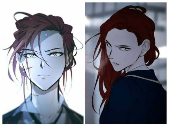 10 Pretty Red Haired Female Characters In Comics - Lauren Sinclair
