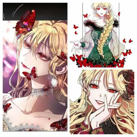 Blonde Female Characters