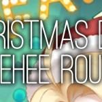 Walkthrough – Mystic Messenger – Christmas DLC – Christmas Day – Jaehee Route