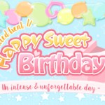 Event Walkthrough – My Sweet Proposal – Happy Sweet Birthday + Exchange