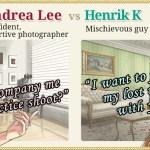 Walkthrough – Love Tangle – Andrea Lee vs Henrik K