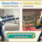 Walkthrough – Love Tangle – Dean Price vs Wylder Kelly