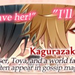 Walkthrough – Seven Hotties, All My Husbands – Haruto & Toya Kagurazaka