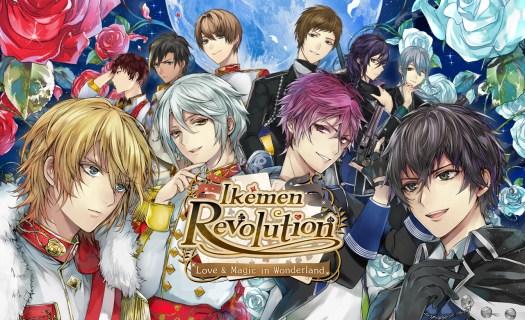 Ikemen Revolution Graphic
