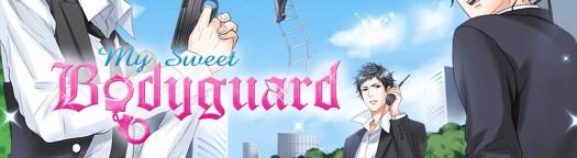 My Sweet Bodyguard Banner