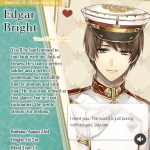 Walkthrough – Ikemen Revolution – Edgar Bright