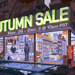 Autumn/Black Friday Sales – Get PC Otome Games at Big Discounts