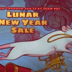 Steam Lunar New Year Slale – Get PC Otome/Romance Games at Big Discounts