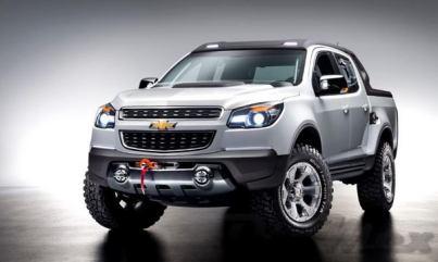 Chevrolet-Colorado-Rally-konsept