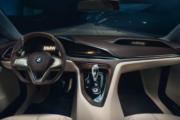 BMW Vision Future Luxury Konsepti İç