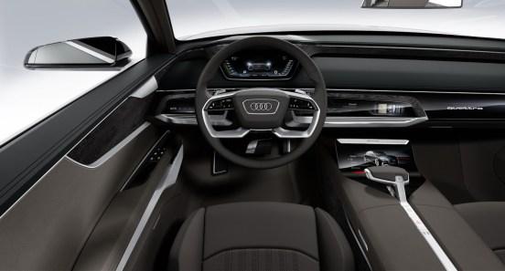 Audi Prologue Avant Konsepti İç 2