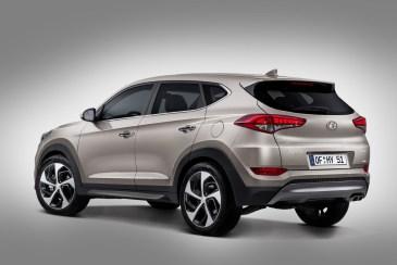 Hyundai Tucson Arka