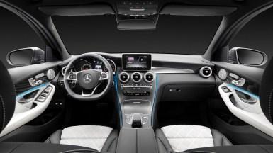 Mercedes-Benz GLC İç