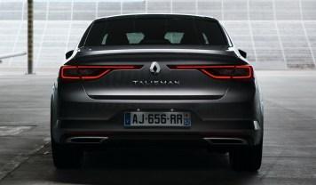 Renault Talisman Arka 2
