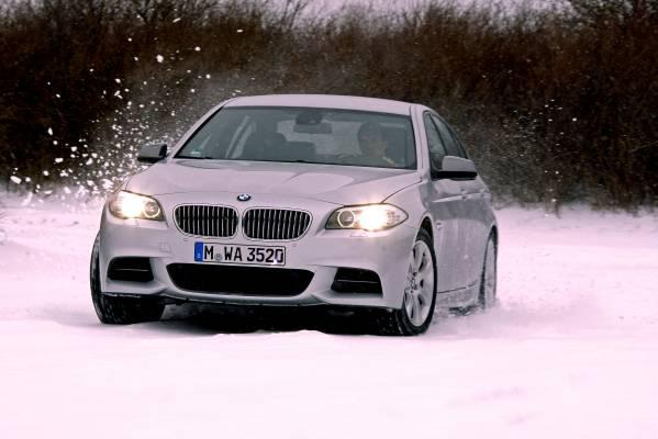 BMW M550d xDrive| Otomobilkolik