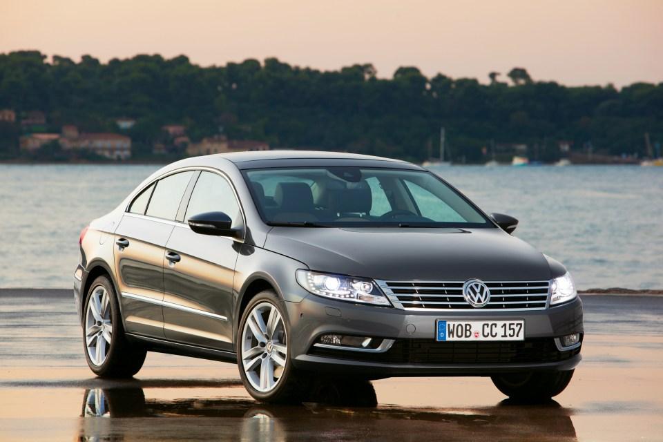 Volkswagen CC Exclusive Seçeneği | Otomobilkolik