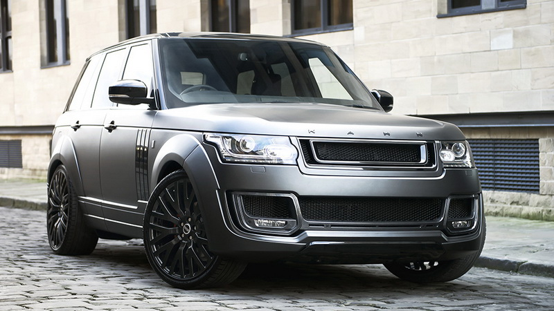 Project Kahn İmzalı Range Rover Rs 650 Edition | Otomobilkolik