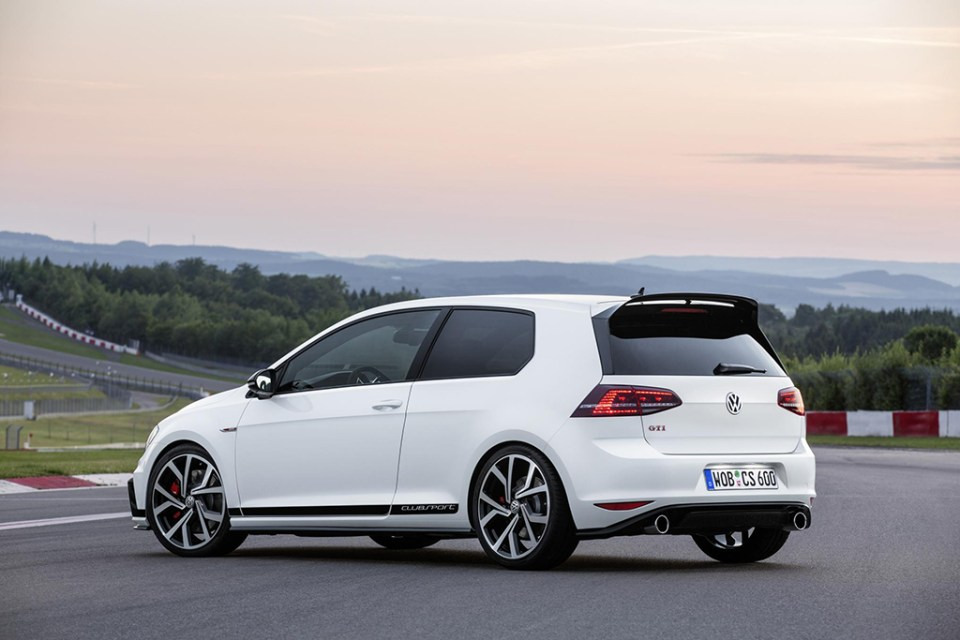 Volkswagen Golf GTI Clubsport 2015 | Otomobilkolik