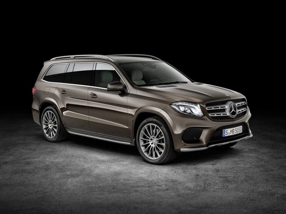 Mercedes GLS   Otomobilkolik