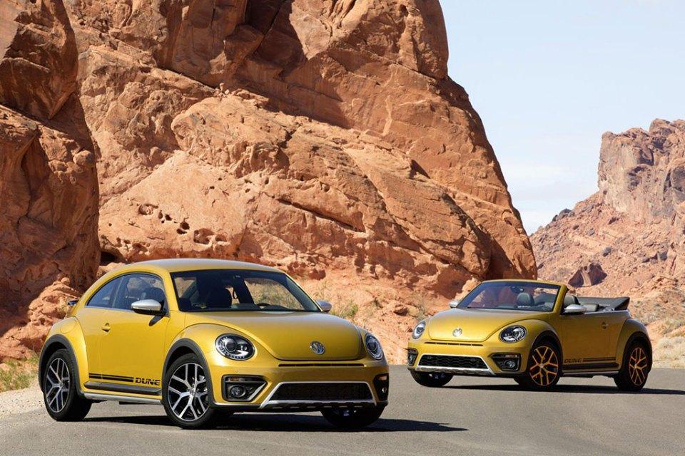 Sempatik Otomobil Beetle Dune Geliyor | Otomobilkolik
