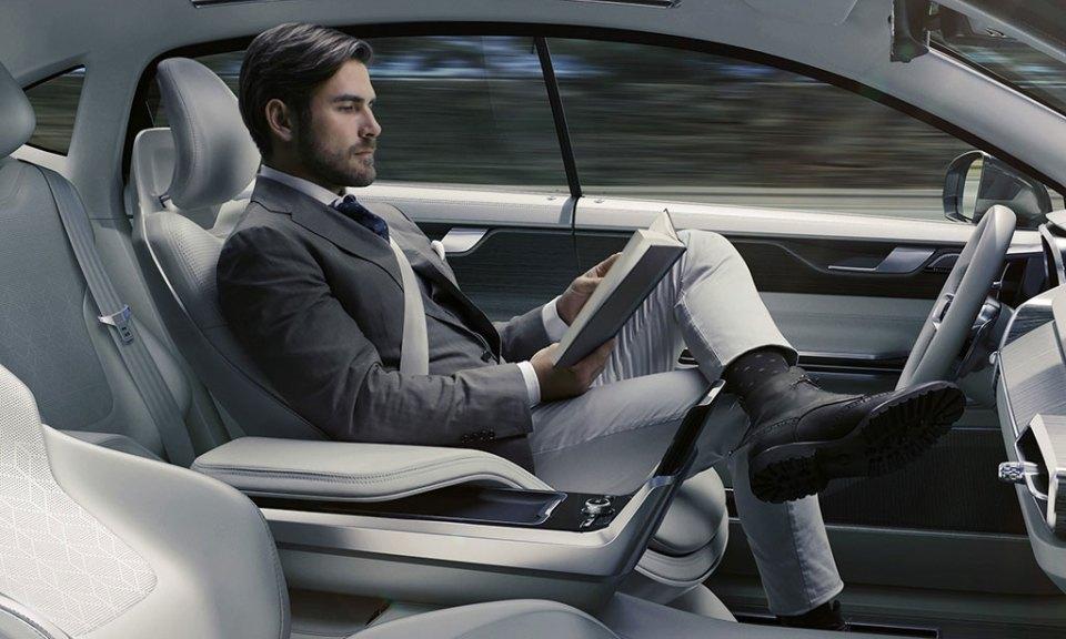Volvo, Concept 26 Otonom Sürüş Keyfi | Otomobilkolik