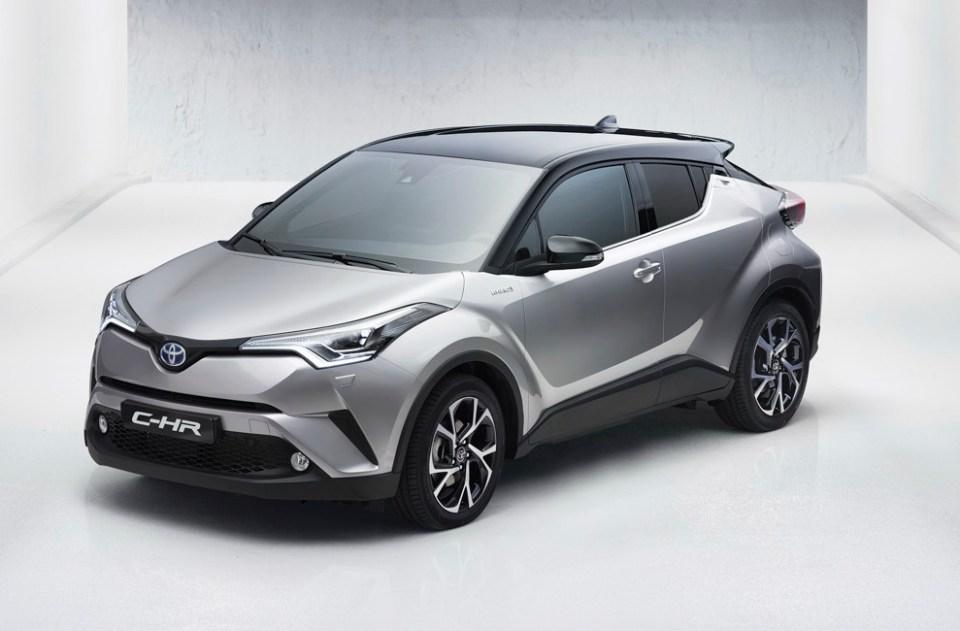 Toyota C-HR Konseptiyle Juke'a Rakip Oluyor | Otomobilkolik