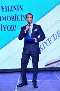 Koc Holding Otomotiv Grubu Baskani Cenk Cimen