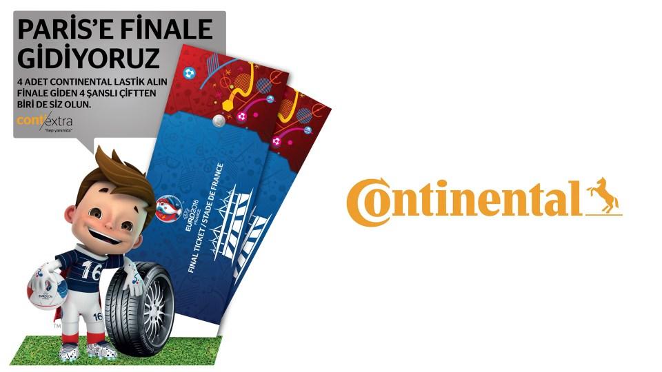 Continental UEFA Final Maçını İzleme Fırsatı Sunuyor | Otomobilkolik