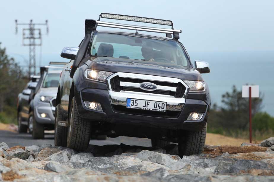 Yeni Ford Ranger İddialı Adımlarla Geliyor | Otomobilkolik