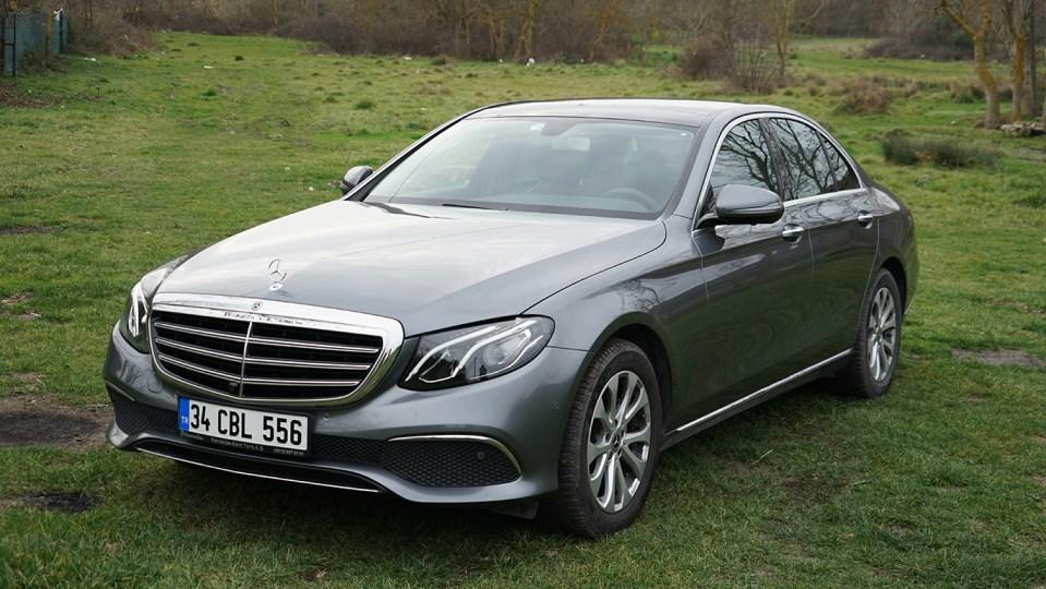 Mercedes E200d 1.6 Dizel Test Sürüşü   Otomobilkolik