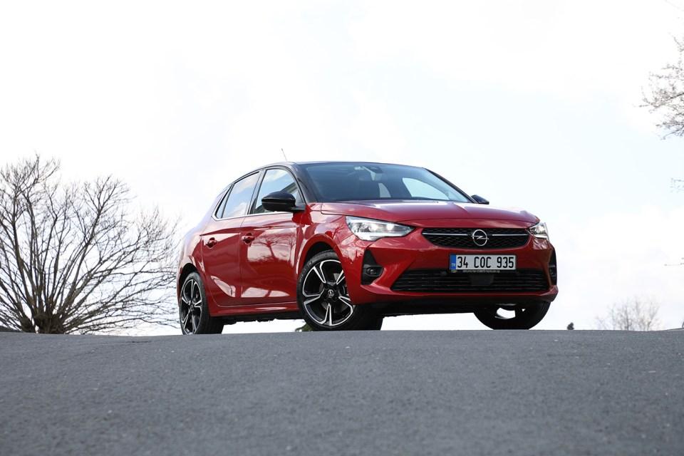 2020 Opel Corsa 1.2 EAT8 Test Sürüşü   Otomobilkolik