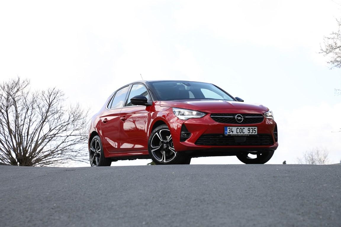 2020 Opel Corsa 1.2 EAT8 Test Sürüşü | Otomobilkolik