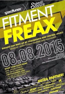 Fitment Freax Car Meet Up Contest