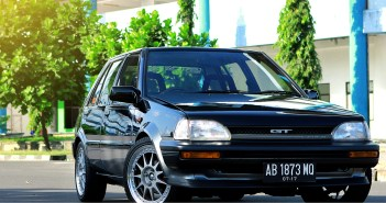 Toyota Starlet EP71