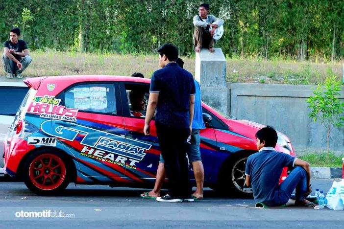 Team Slalom GT Radial HEART