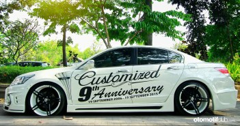 """The 9eneration"" 9th Anniversary Customized Jogjakarta"