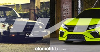 Sedan Civic generasi kesembilan