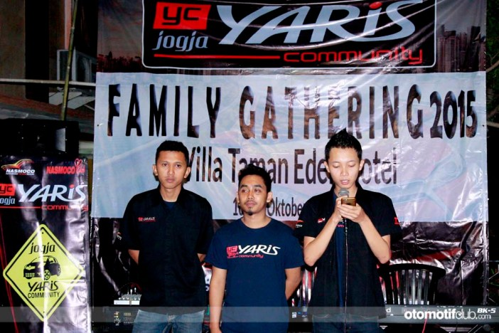 family gathering jogja yaris 2