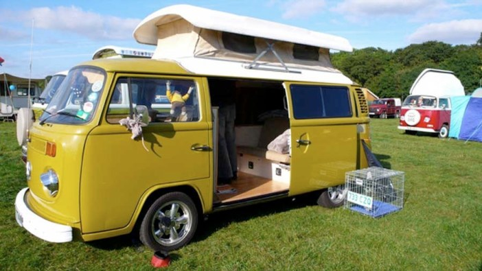 volkswagen camping ground