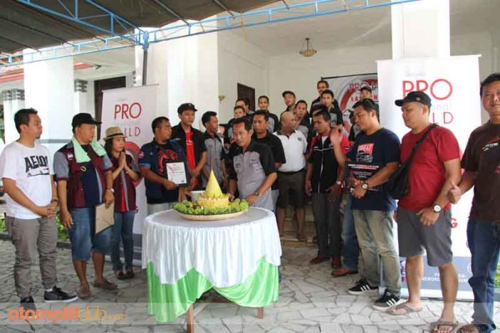 Launching Klaten Great Corolla Community