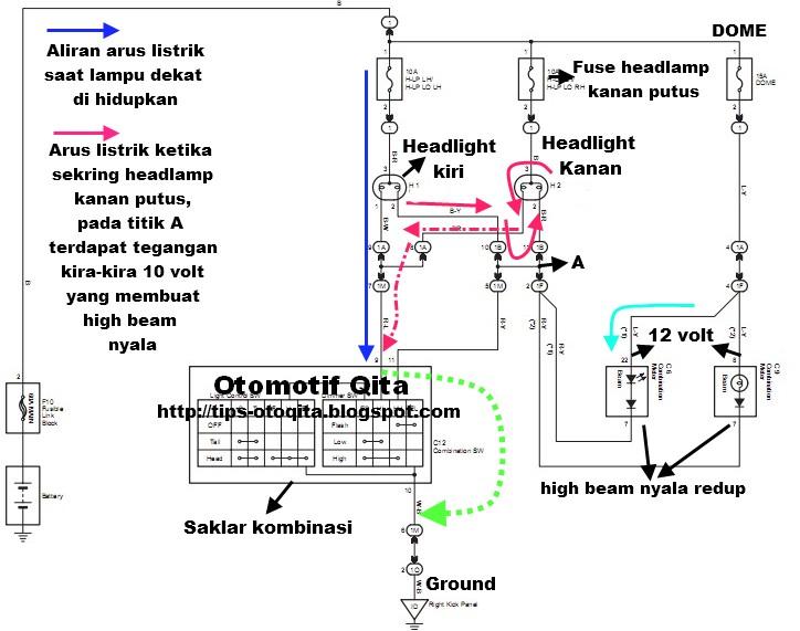 Wiring Diagram Isuzu Panther