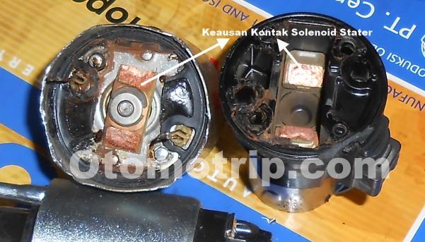 Gejala Kerusakan Pada Switch Dinamo Starter Mobil  OtomoTrip