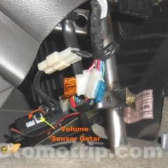 Cara Setting Alarm Grand New Avanza Toyota Agya Trd Mobil Bunyi Terus Dan Sendiri Otomotrip Mengatur Sensitifitas Sensor Getar