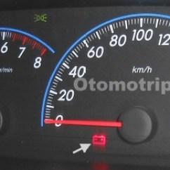 Lampu Indikator Grand New Avanza Veloz 1.5 Mt 2018 Gambar Aki Nyala Terus Saat Mesin Hidup Otomotrip Gamar Di Panel Speedometer Atau Instrument Dashboard