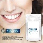 ユアホワイト 歯の黄ばみと口臭対策にアナライジングバブル