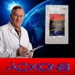 アクシオンズ 朝専用の脂肪燃焼剤と夜専用の老廃物排出剤