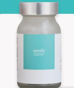 ネムリスの公式通販サイトの購入ページにリンクされている画像