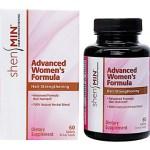 シェンミンアドバンスフォーミュラー 女性用 漢方薬処方と近代科学の統合!