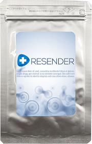 リセンダーの簡易パッケージ画像